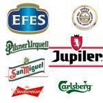 Pils logos buitenland