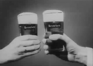 heineken reclame 1968