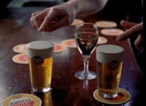 Amstel bier commercial - Buitenspel