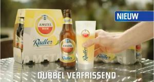 Screenshot amstel radler