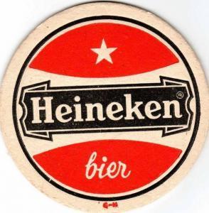 Oude reclameposters Heineken