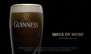 Guinness commercial - Echte vriendschap