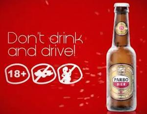 Parbo commercial - Don't drink and drive