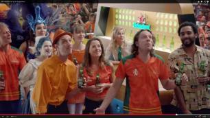 Commercial Heineken Oranjekoorts