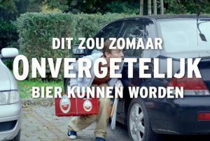 Onvergetelijk bier - Commercial Amstel