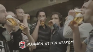 Jupiler Commercial
