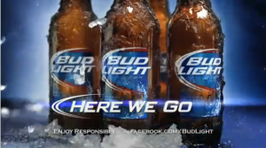 SuperBowl 2011 - Budlight 1