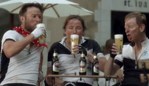 Amstel Radler highwayman commercial