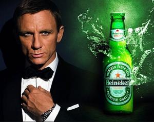Heineken Spectre 007