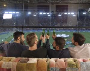 Heineken Champions League reclame