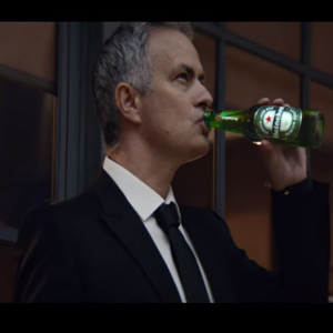 Heineken commercial | The Prep Talk met José Mourinho