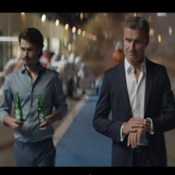 Heineken commercial | The Tutorial met David Coulthard