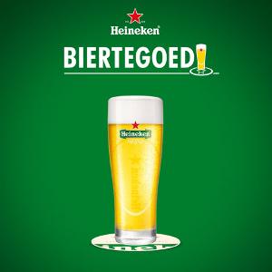 Heineken Biertegoed