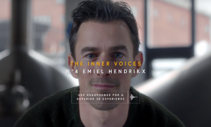The inner voice van  Emiel Hendrikx