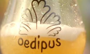 Oedipus in glas