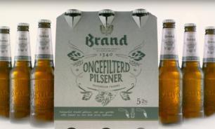 Brand Ongefilterd sixpack
