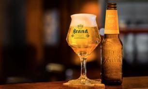 Brand Saison in glas