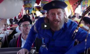 Bavaria Carnavalvrij naar Den Haag