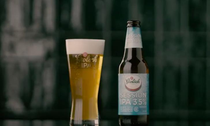 Grolsch Session IPA commercial