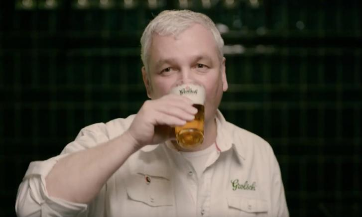 Grolsch 0.0 commercial