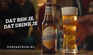 Kordaat pils reclame van Lidl