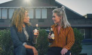 Kordaat Bier reclame met vrouwen
