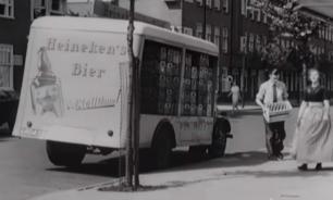 Heineken's reclame 1953