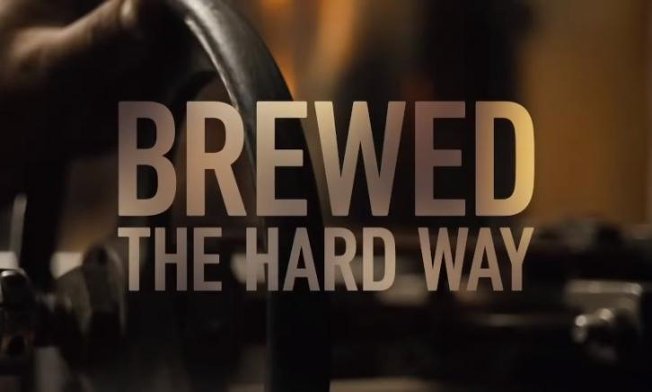 budweiser brewed the hard way