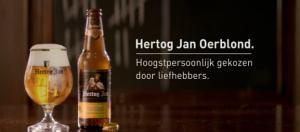 Hertog Jan Oerblond commercial