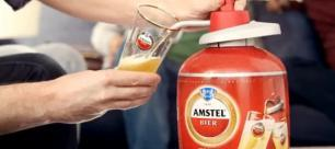 Amstel tapje commercial