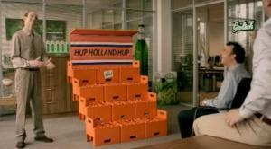 Grolsch commercial wk