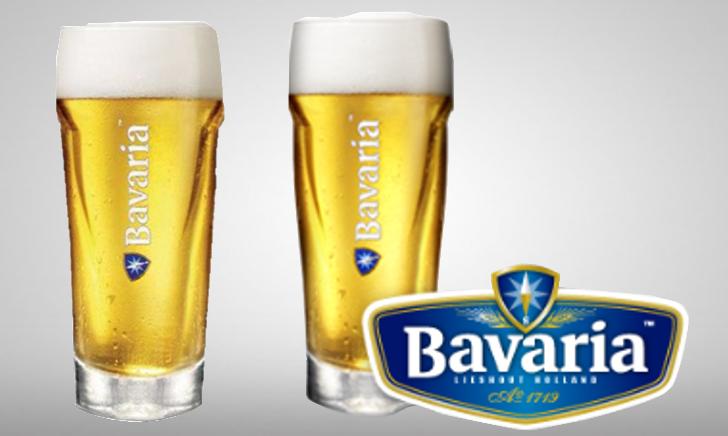 Bavaria bierglas
