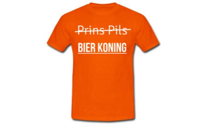 Prins Pils Koning Bier