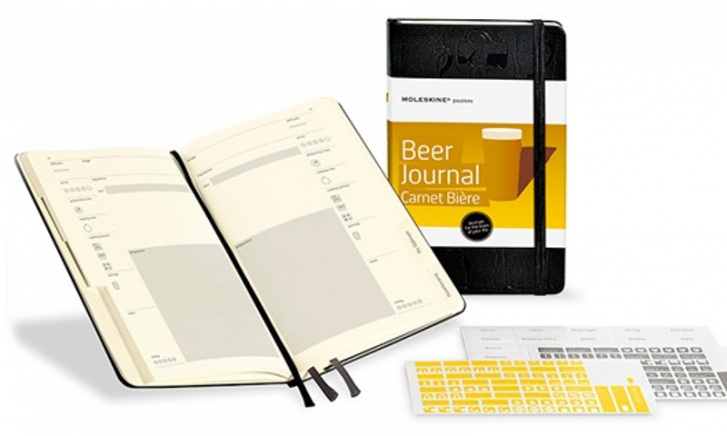 Moleskine Bier Journal