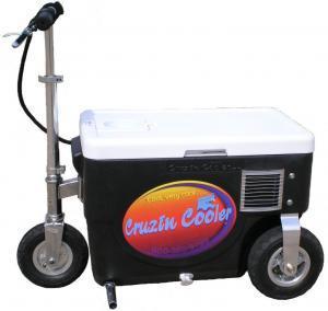 Rijdende koelkox - Altijd koud bier
