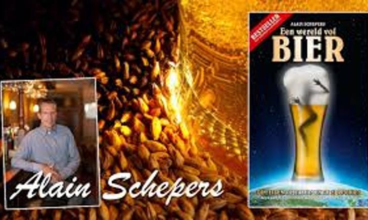 Een wereld vol bier - Alain Schepers