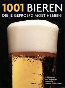 Boek 1001 bieren