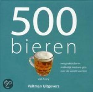 Boek 500 Bieren