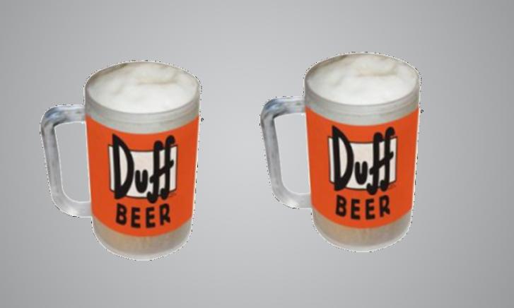 Duff Beer Beker