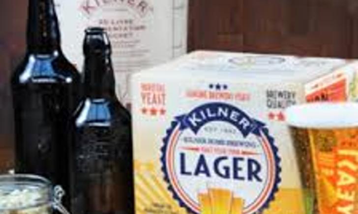 brouw het zelf bierpakket van Kilner