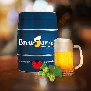 zelf bier brouwen brew barrel