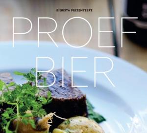 Proef Bier kookboek van Arvid Bergström
