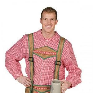 Tiroler overhemd