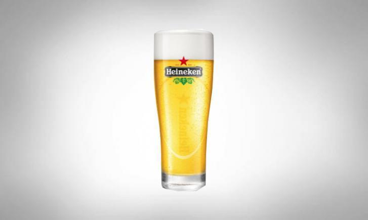 Heineken Ellipse glas