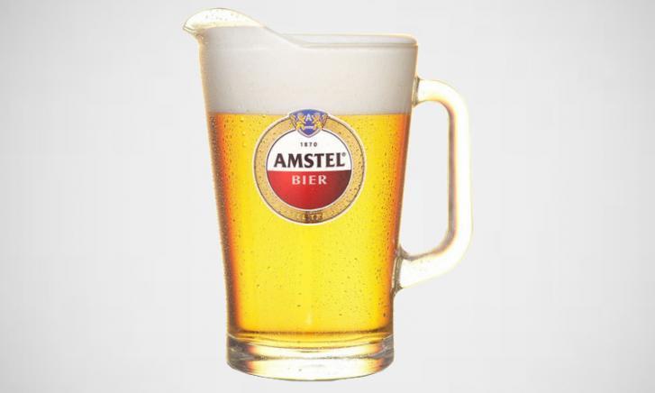 Amstel pitcher