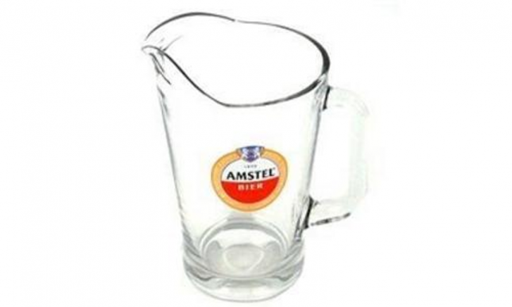 Amstel pitcher