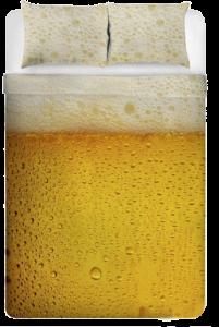 Bier Dekbedovertrek