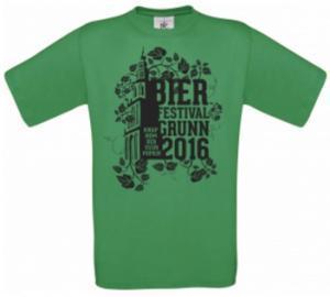 BierFestival Grunn biershirt