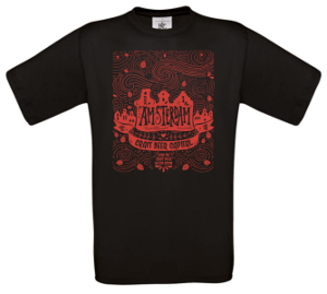 Craft Beer Capital - Amsterdam shirt
