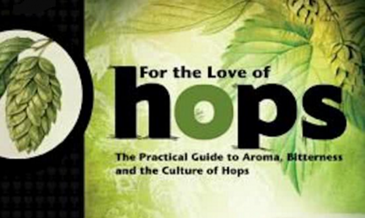 For the Love of Hops boek